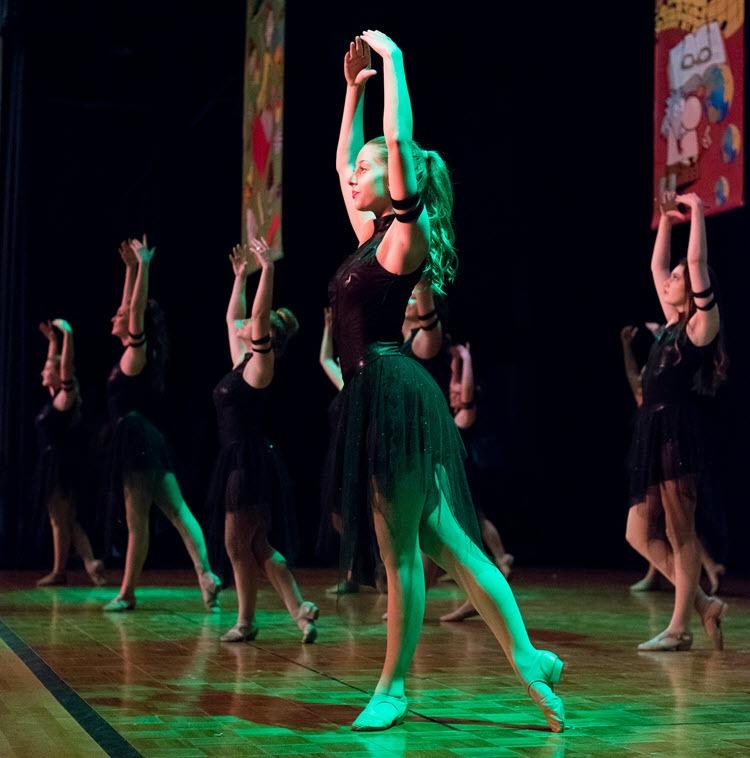 Dance School Etiquette