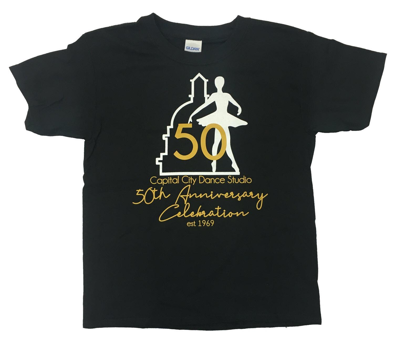 50th Anniversary Teeshirt